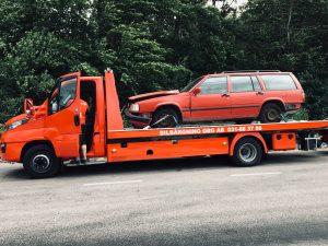 Bilskrot Göteborg reservdelar