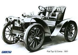 Företaget grundades i Italien av Giovanni Agnelli år 1899. Fiat il campione blev tidigt berömt för sina framgångar i biltävlingar. Den första tävlingen kördes mellan Turin och Milano år 1901.