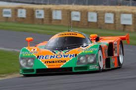 Mazda 787B var den första och och enda med Wankel-motor som vunnit 24 timmars loppet Le Mans 1991. Projektet utvecklat av Mazda och Mazdaspeed organisationen.