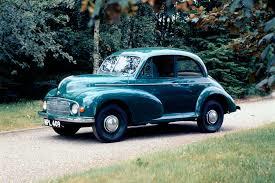 Minor, en överlevare, skapades i England under andra världskriget. Företaget Morris Motors anställde den unge ingenjören Alec Issigonis till sin utvecklingsavdelning 1935.