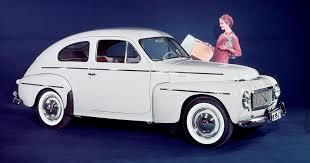 PV 444 räddade Volvo ur en ekonomisk kris på personvagnssektorn. Företagets första bilar lämnade fabriken på Hisingen 1927.