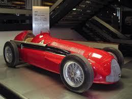 Typ 158 Alfetta blev den vinstrikaste bilen Alfa Romeo producerat.